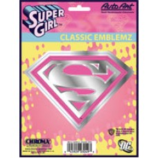 SuperGirl Pink Decal Kit