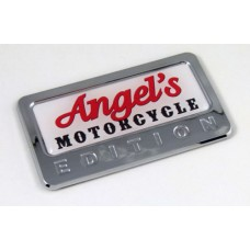 Angels Motorcycle Edition 3D Chrome Emblem