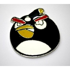 Bird Car Emblems Black