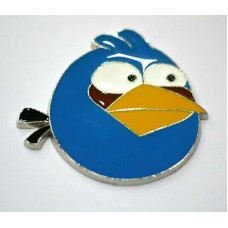 Bird Car Emblems Blue
