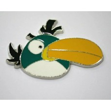 Bird Car Emblems Green