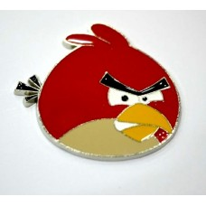 Bird Car Emblems Red