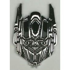 Transformers METAL AUTOBOT Chrome Auto Emblem