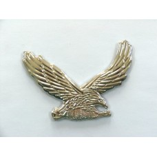 Eagle Chrome Car Emblem