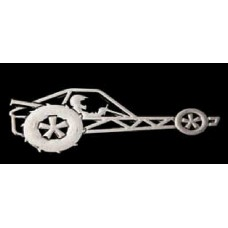 OFF ROAD Sand Rail Chrome Emblem
