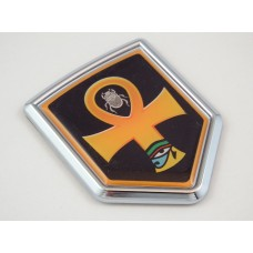 akhn shield 3D CREST Chrome Emblem